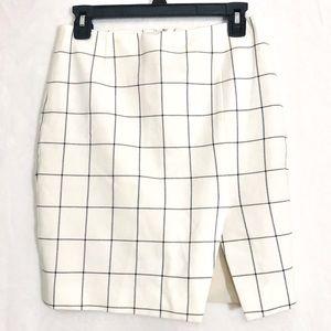 Banana Republic White Skirt | Women's Size 2